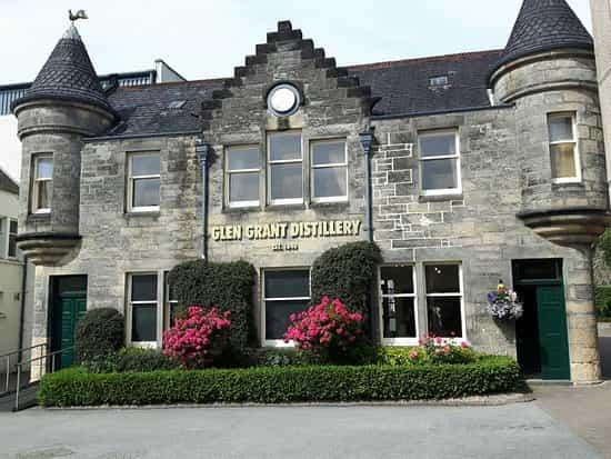 Glen Grant Distillery Tours