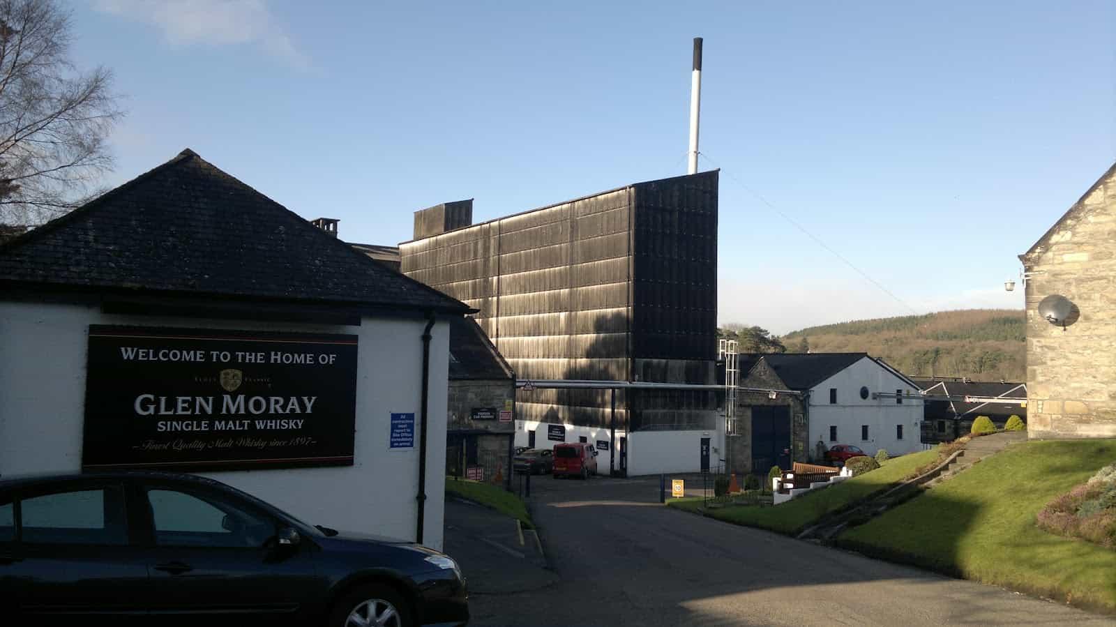 Glen Moray Distillery Tours