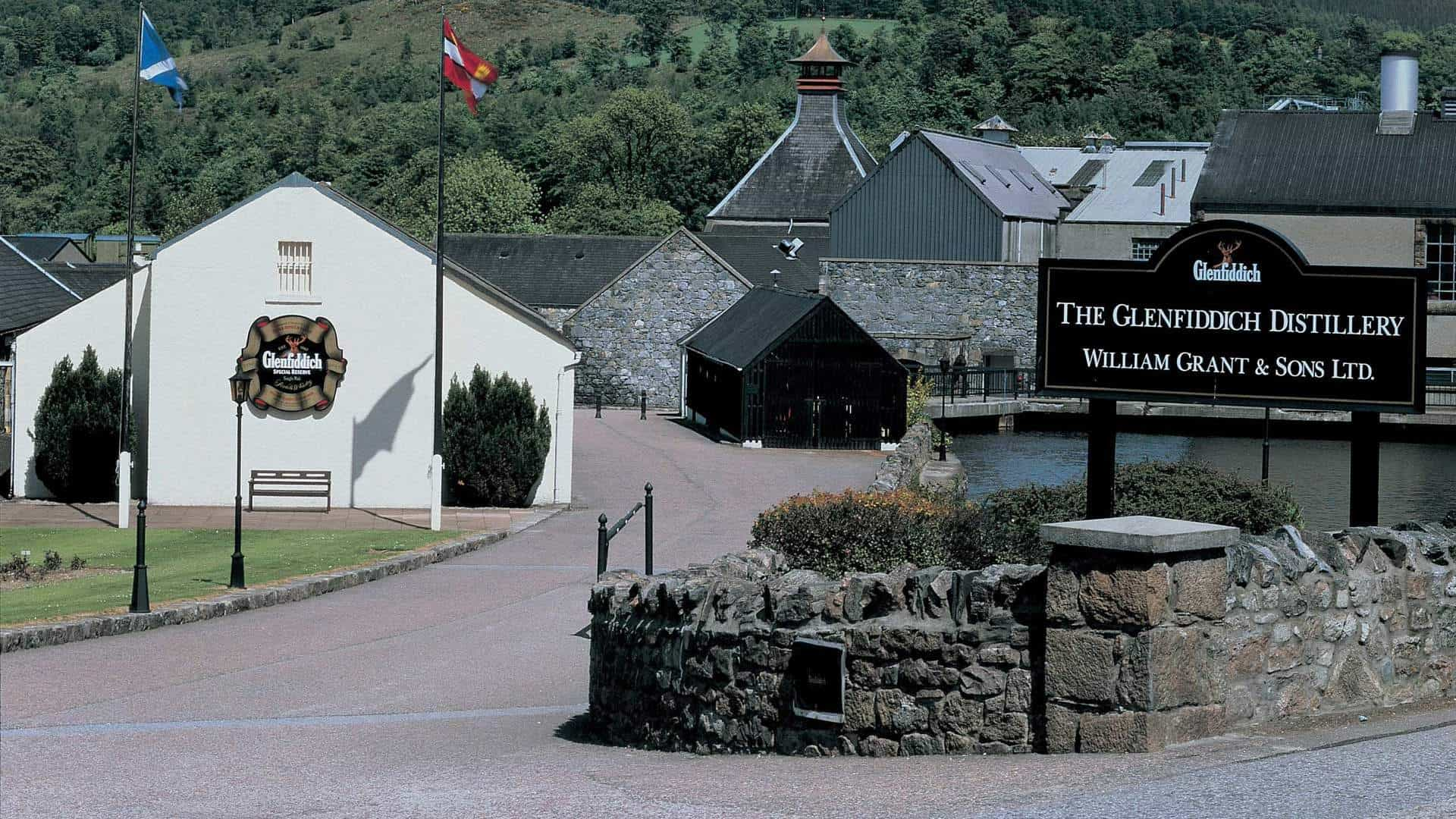 Glenfiddich Distillery Tours