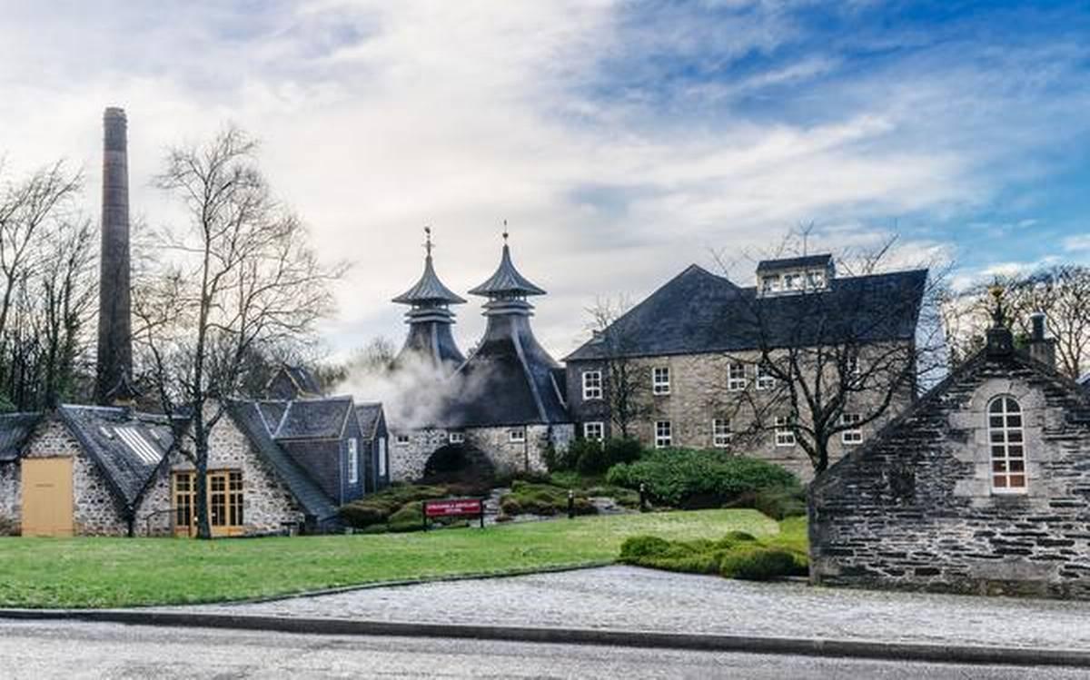 Speyside Distillery Tours