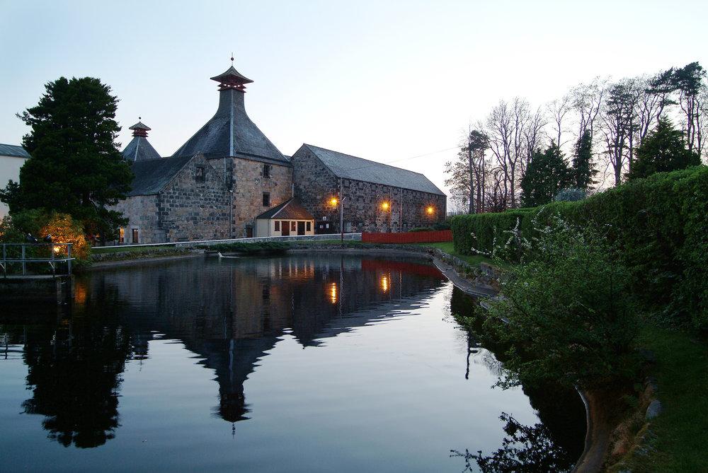 Cardhu Distillery Tour