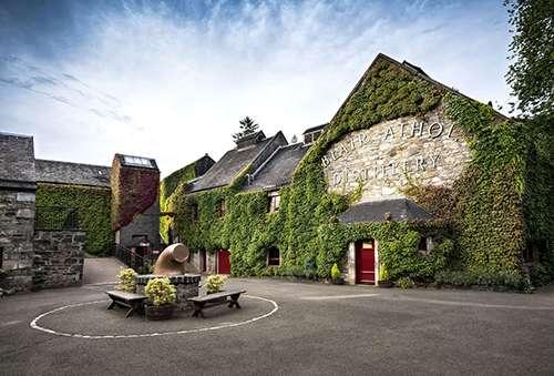 Edradour & Blair Athol Distillery Tour
