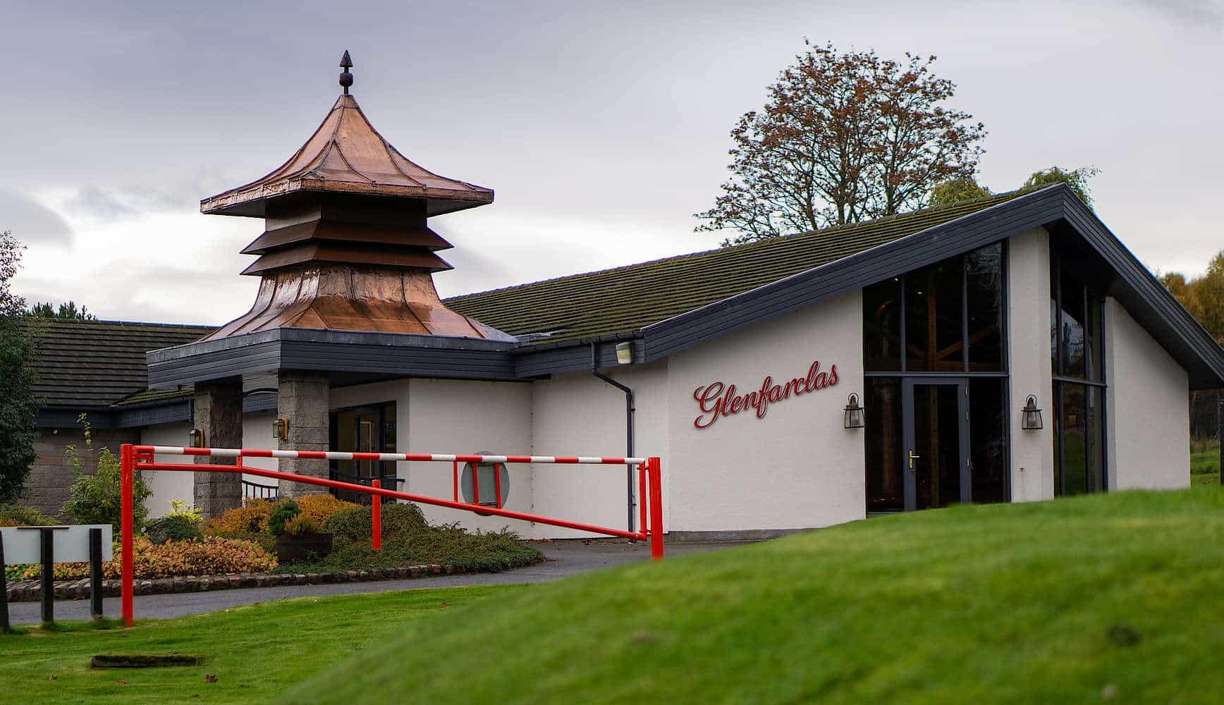 Glenfarclas Distillery Tour