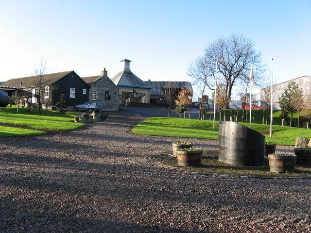 Speyside Cooperage Distillery Tour