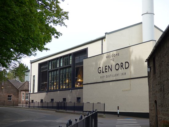 The Singleton of Glen Ord Distillery Tour