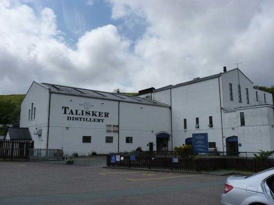 The Talisker & Oban Distillery Tour